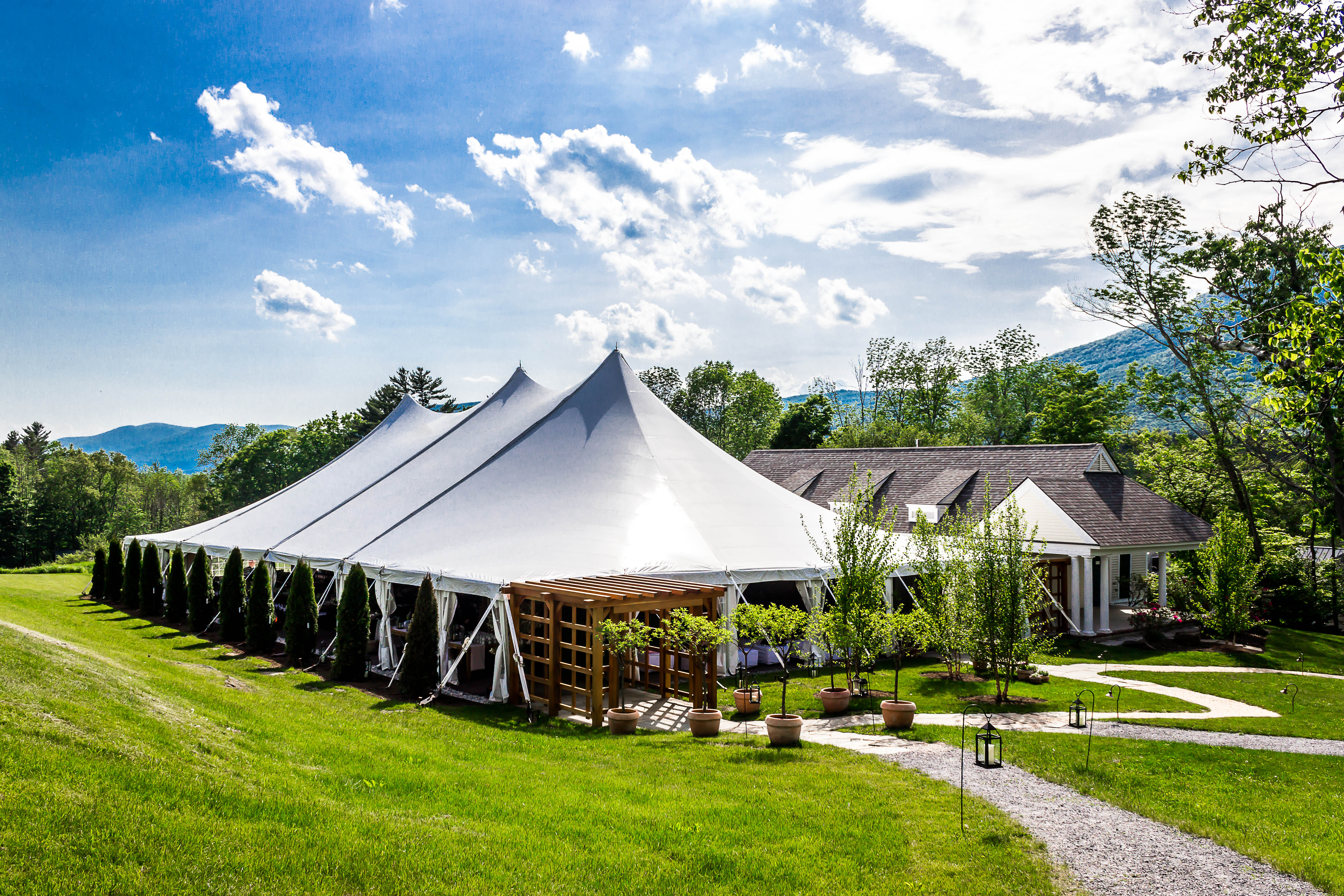 Hildene a local wedding experience luxury vermont new for Local venues for weddings