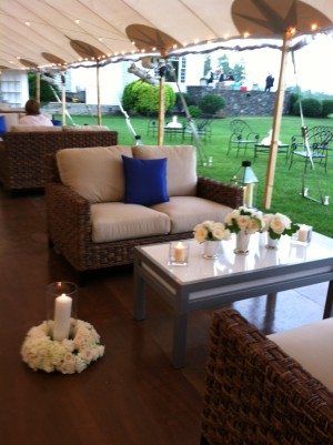reception lounge by Janet Dunnington Events 1st view