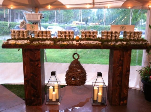 Ekwanok Wedding by Janet Dunnington Events